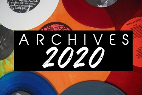 #ARCHIVES2020
